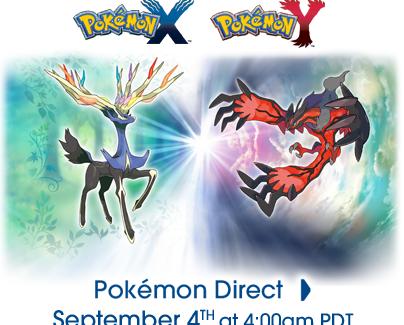 [Juegos] Mañana habrá Pokémon Direct