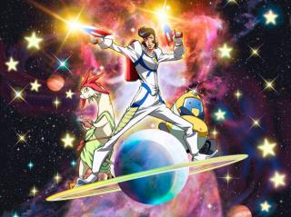 [Anime/Güat¡?] Space☆Dandy es un Dandy en el espacio.