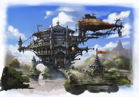 [Juegos] La versión Occidental de Bravely Default estara basada en for the Sequel