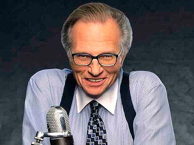 Larry King dice adios
