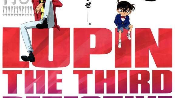 [Anime] Trailer de Lupin the III vs Detective Conan