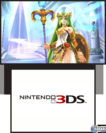 E3 2010 Kid Icarus Uprising Imagenes y video