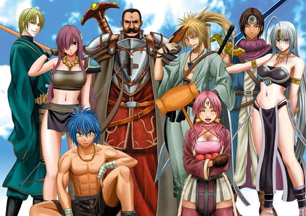 [Anime] Aoi Sekai no Chuushin de (AKA Nintendo Vs. Sega Estilo Anime) tendrá animación