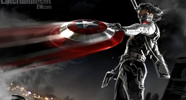 [Cine] Trailer del Capitán América y El Soldado Invernal
