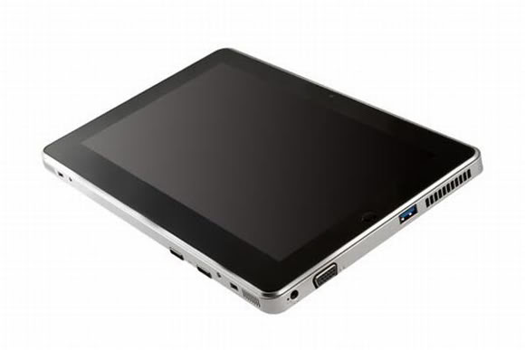 Gigabyte S1080 tablet con Windows 7