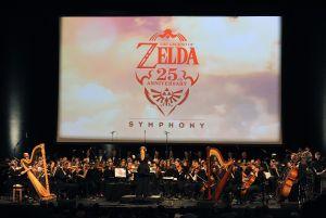 [Musica/Juegos] Asi fue el Concierto de The Legend Of Zelda en su aniversario 25
