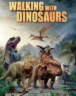 [Trailer] Paseando con Dinosaurios y Frozen.