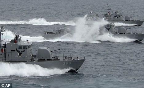 Guerra Naval!! D: