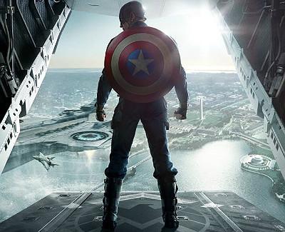 [Cine] El Nuevo Poster del Capitán América y el Soldado Invernal.