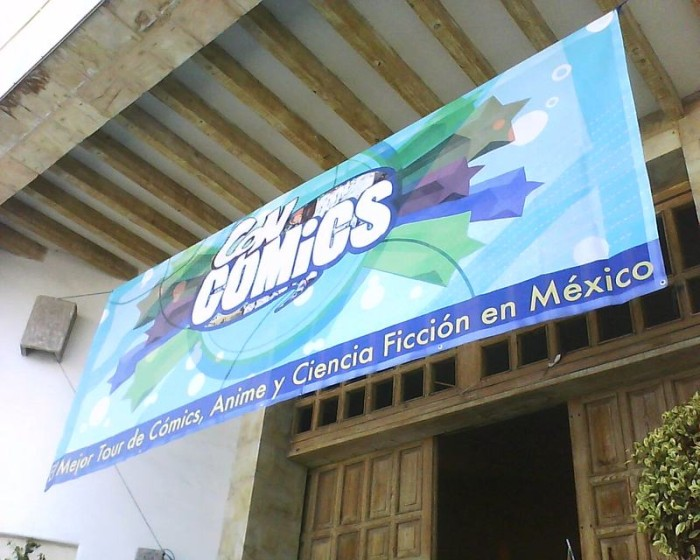 [Cobertura] ConComics Aguascalientes 2011