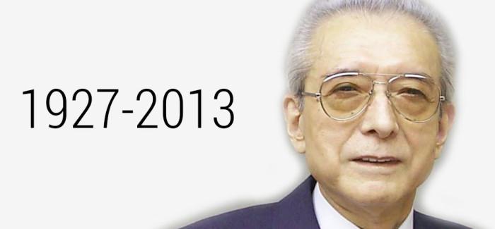 [Juegos/RIP] Hiroshi Yamauchi fallece