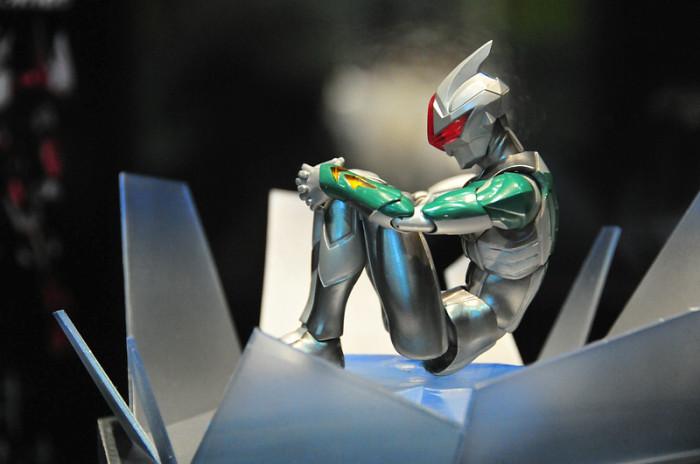 [OTAKOSAS] Contemplen a los juguetes de Namco Bandai's 2011 Tamashii Nation toy show