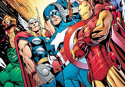 Vengadores Reunidos! revelan elenco de Los Vengadores