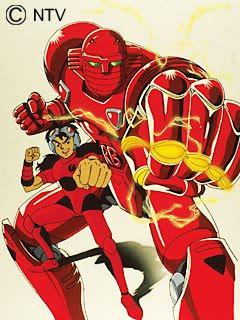 Anime de la semana: El Baron Rojo (レッドバロン)