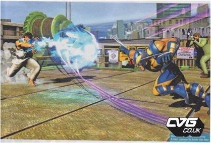 Nuevos detalles,personajes y screenshots de Marvel vs Capcom 3 revelados