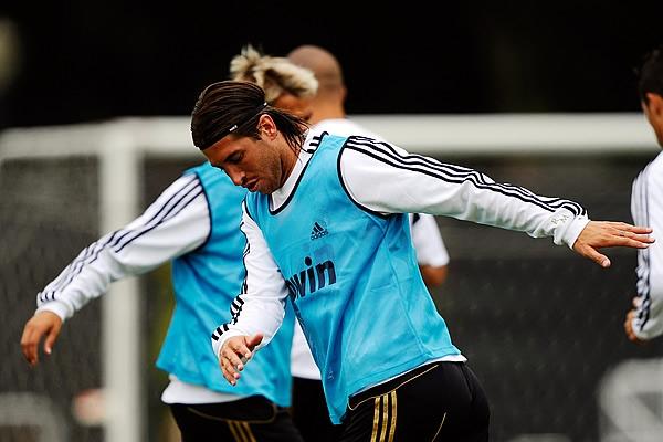 [DEPORTES] Sergio Ramos Lesionado
