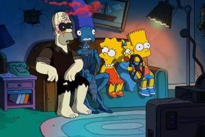 [TV] Este es el intro de Noche de Brujas de Los Simpsons de Guillermo del Toro.