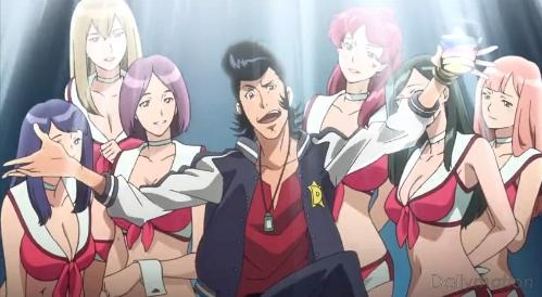 [Anime] Space Dandy estrenará en Toonami antes que en Japón.
