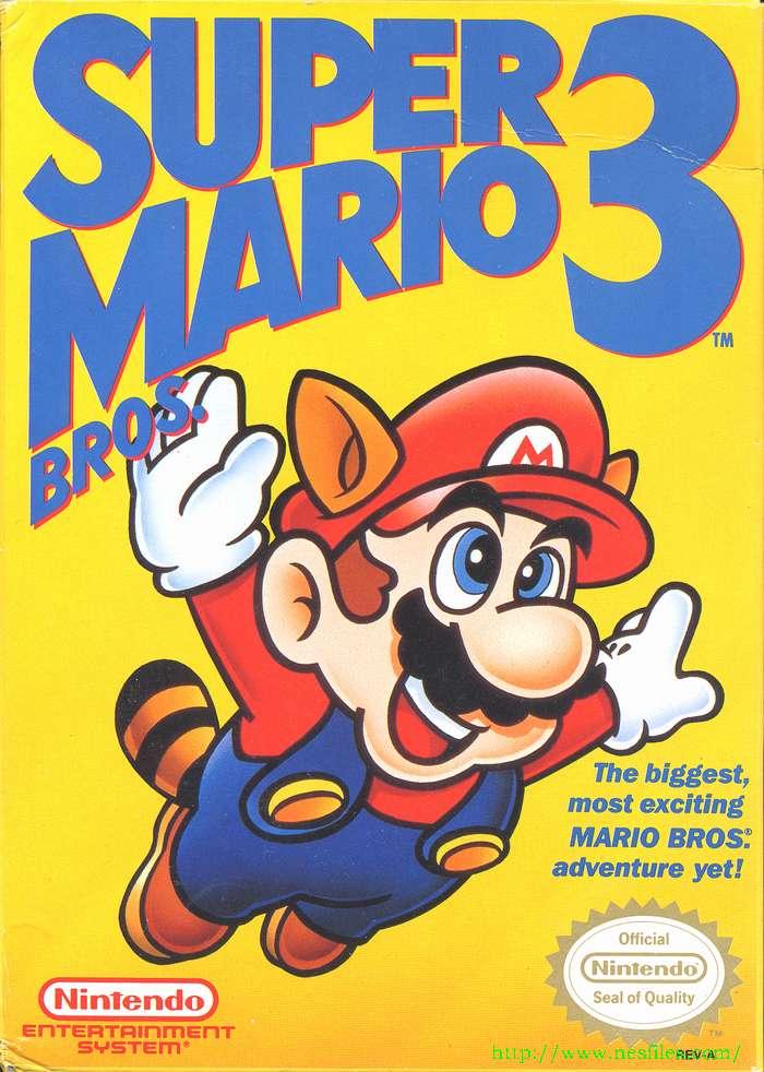 Super Mario Bros 3 cumple 20 años