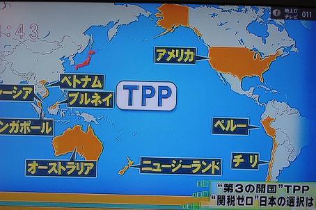 TPP: ¿Un ejemplo de progreso o de como no se aprende de los errores del TLCAN?