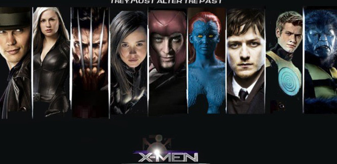 [Trailer] X-Men: Days of Future Past.