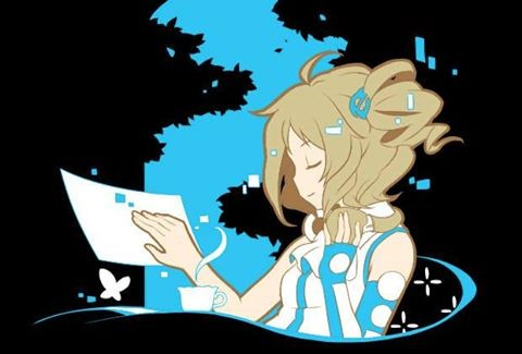 [Internet/¿Guat?] Asi se veria el Internet Explorer si fuera anime.
