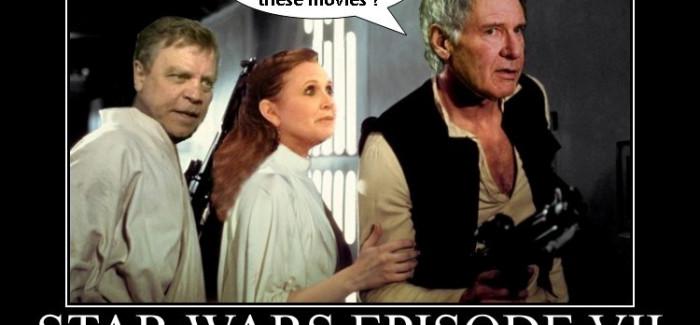 [Cine] Star Wars: Episodio VII ya tiene fecha de estreno.