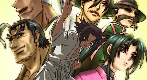 [Anime] El 5to OVA de Kenichi El Discípulo Mas Fuerte sale en Noviembre.
