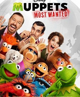 [Cine] Trailer de los Muppets Most Wanted