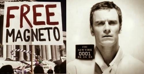 [Cine] ¿Y Magneto mató a Kennedy?
