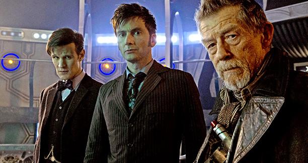 [TV] No se olviden del cumpleaños del buen Doctor Who.