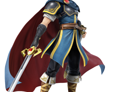 [Juegos] Marth Confirmado para Smash Bros