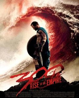 "[Cine] No olvide que viene ""300: Rise of an Empire"""