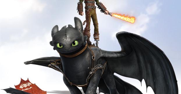 [Trailer] Como Entrenar a tu Dragón 2.