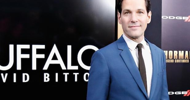 "[Cine/Comics] Paul Rudd será ""Ant-Man"""