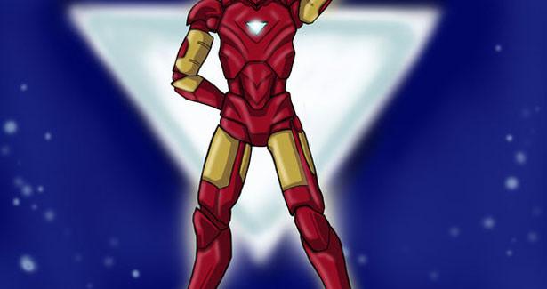 [!¿Güat?¡] Tony Stark es Sailor Man…Iron Moon…¿eh?