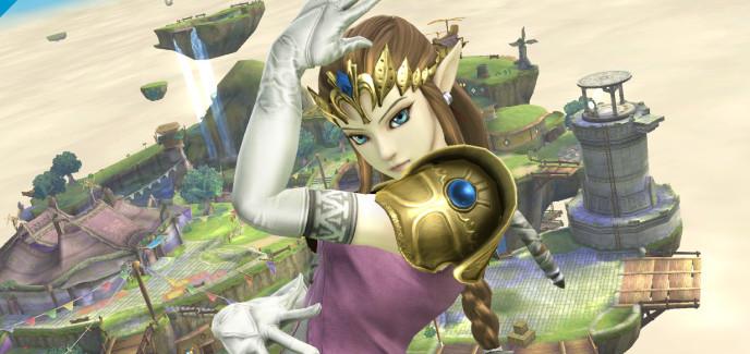 [Juegos] Zelda ya anunciada para Smash Bros
