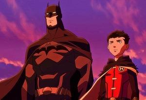 """[Comics] Trailer de """"Son of Batman"""""""