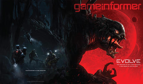 [Juegos] Evolve anunciado para XBox One, PS4 y Pc.