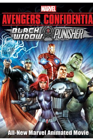[Comics/Trailer] Avengers Confidential: Black Wido and The Punisher