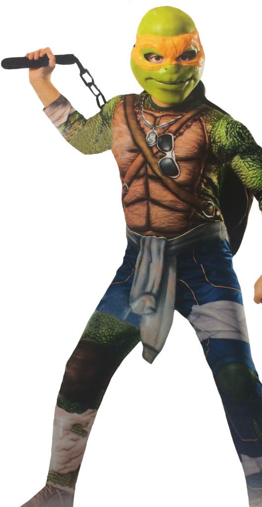 [Cine/!¿Guat?¡] ¿Disfraz de Halloween reveta Tortuga Ninja de Michael Bay?