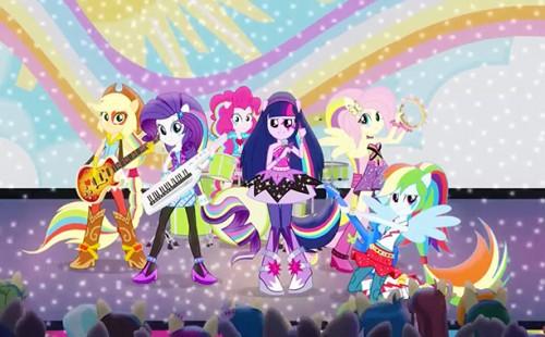 [Cine/TV/Caricaturas] MLP: Equestria Gurls 2 anunciado