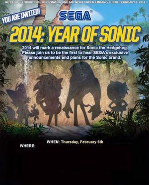 [Juegos/Tv] Hoy sucedera un evento de Sonic