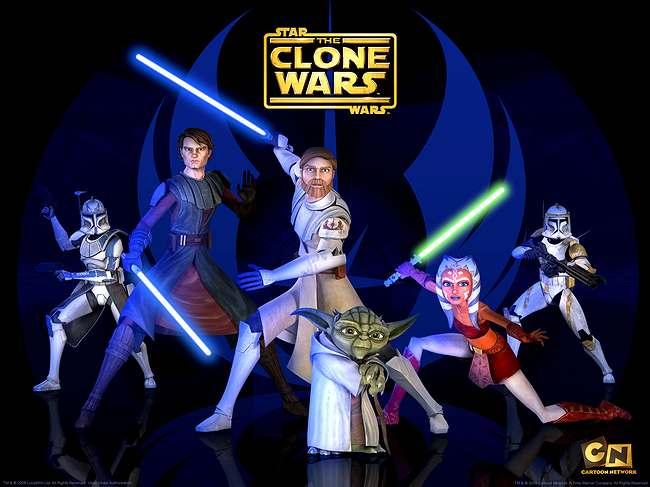[Caricaturas] La temporada final de Star Wars: La Guerra de los clones regresa en Netfix