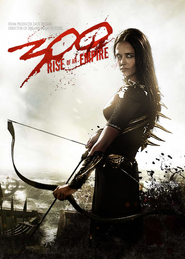 RESEÑA – CINE Y MÚSICA – 300: RISE OF AN EMPIRE