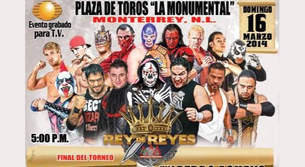 [Deportes] Resultados AAA Rey de Reyes 2014