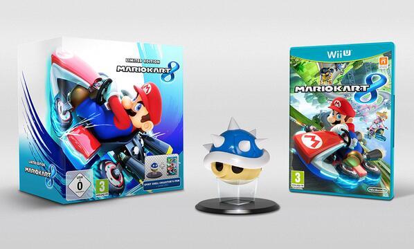 [Juegos] Edición Limitada de Mario Kart 8 Anunciada