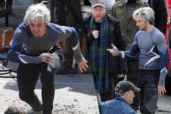 [Cine/Comics] Nuevo Trailer de los X-Men e Imágenes de Los Vengadores 2.
