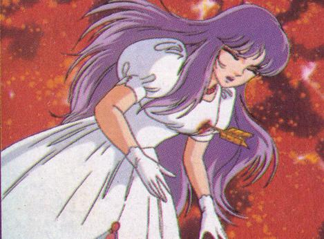 [Anime] Y a Saori la flecharon otra vez.