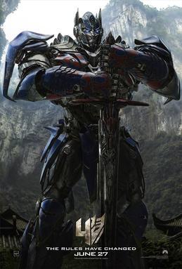 [Cine] Teaser de Transformers: Age of Extinction.